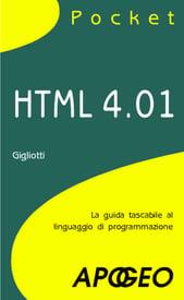 HTML 4.01 Pocket