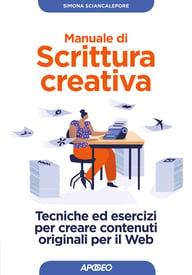 Manuale di scrittura creativa – copertina