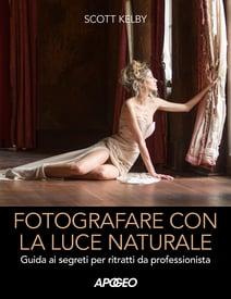 Fotografare con la luce naturale – copertina