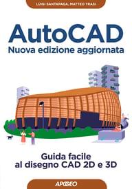 AutoCAD – Nuova edizione aggiornata – copertina