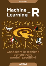Machine Learning con R – copertina