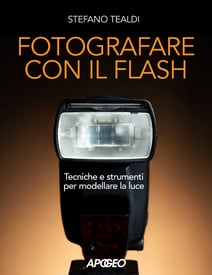 Fotografare con il flash – copertina