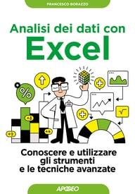 Analisi dei dati con Excel -copertina