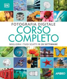 Fotografia Digitale Corso Completo – copertina