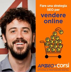 Fare una strategia SEO per vendere online