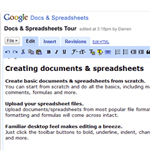 Google Docs & Spreadsheets, una suite anti-Office
