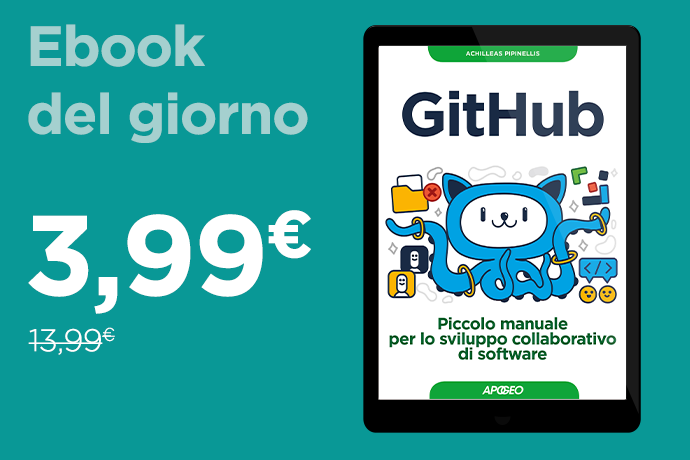 Daily Deal del 07 aprile 2020: GitHub