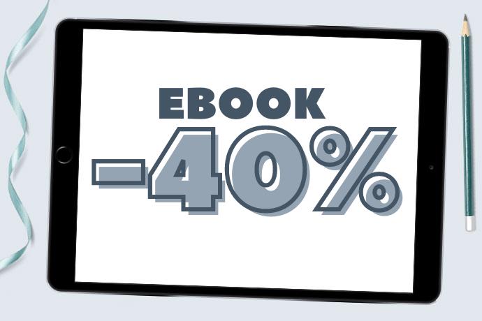 Black Friday 2020: -40% su tutti gli ebook