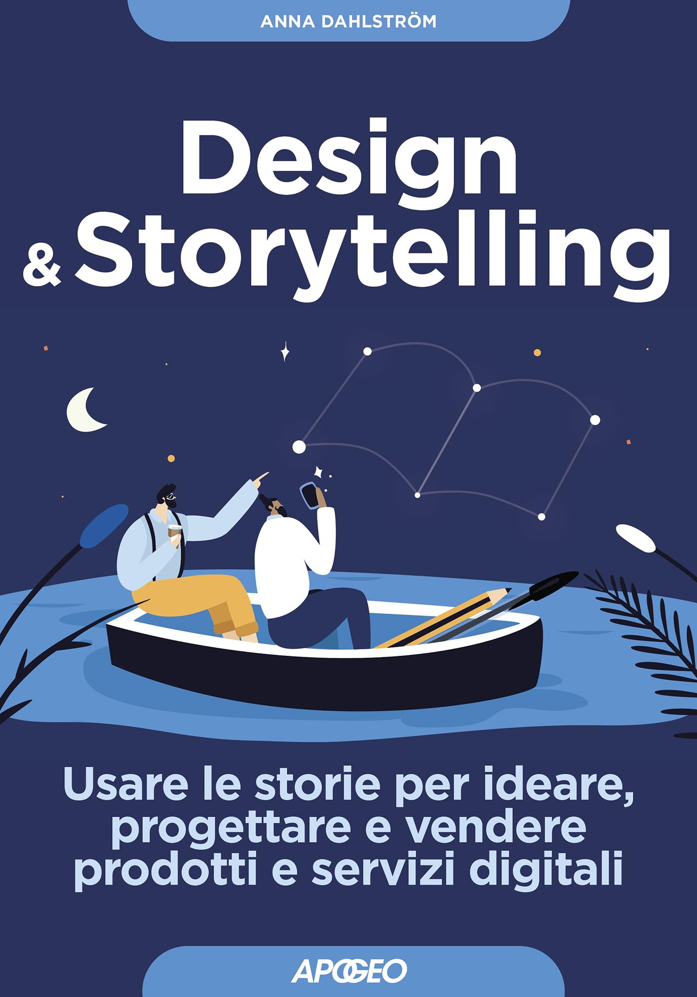 Design & Storytelling – copertina