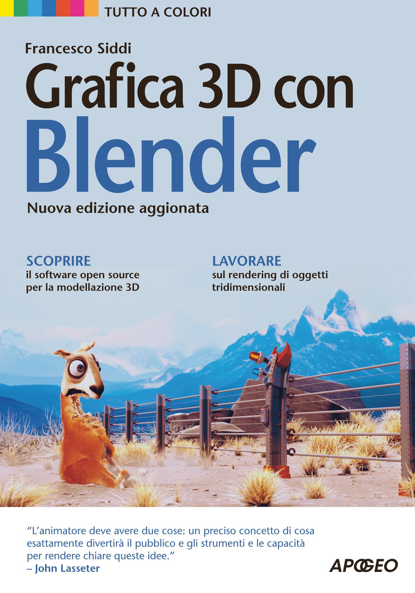 Grafica 3D con Blender