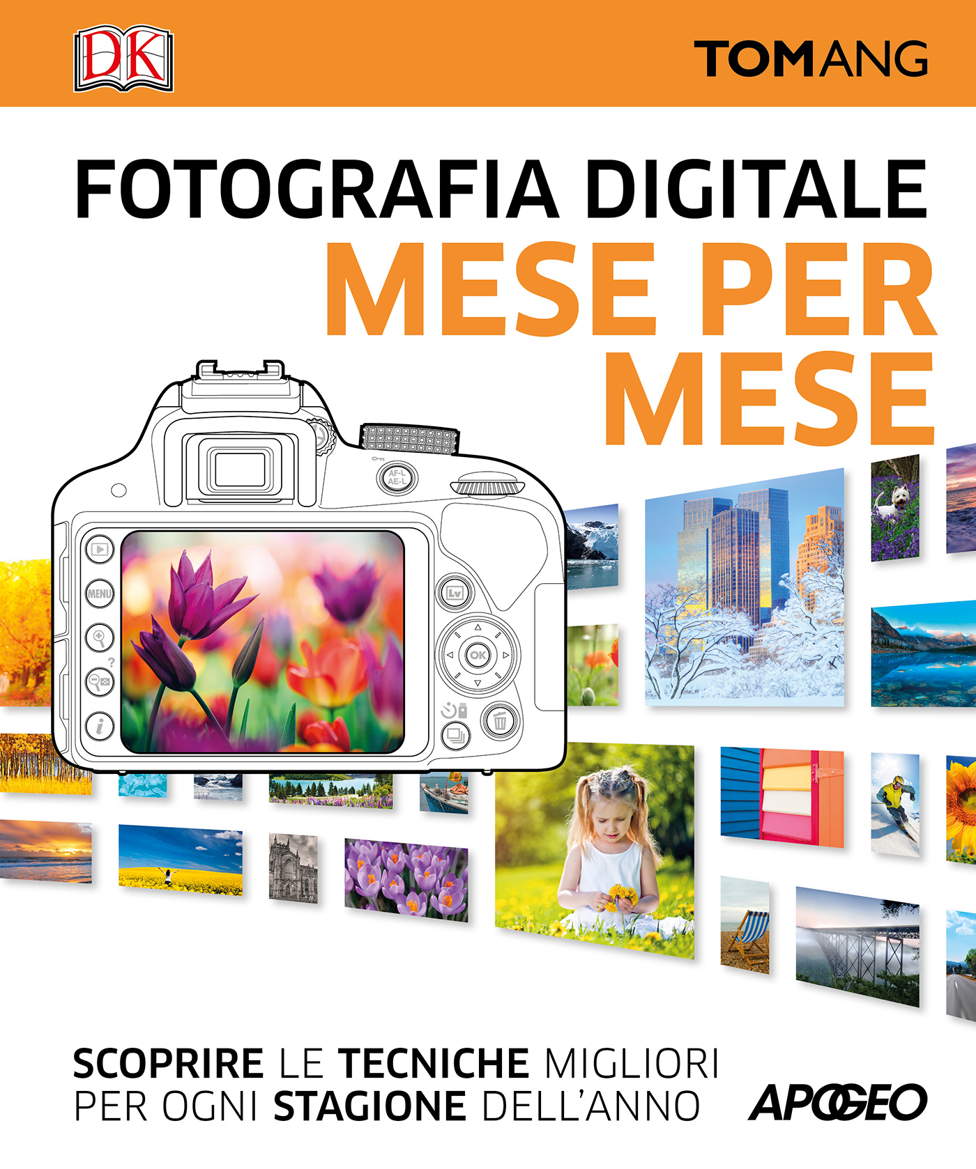Fotografia digitale mese per mese