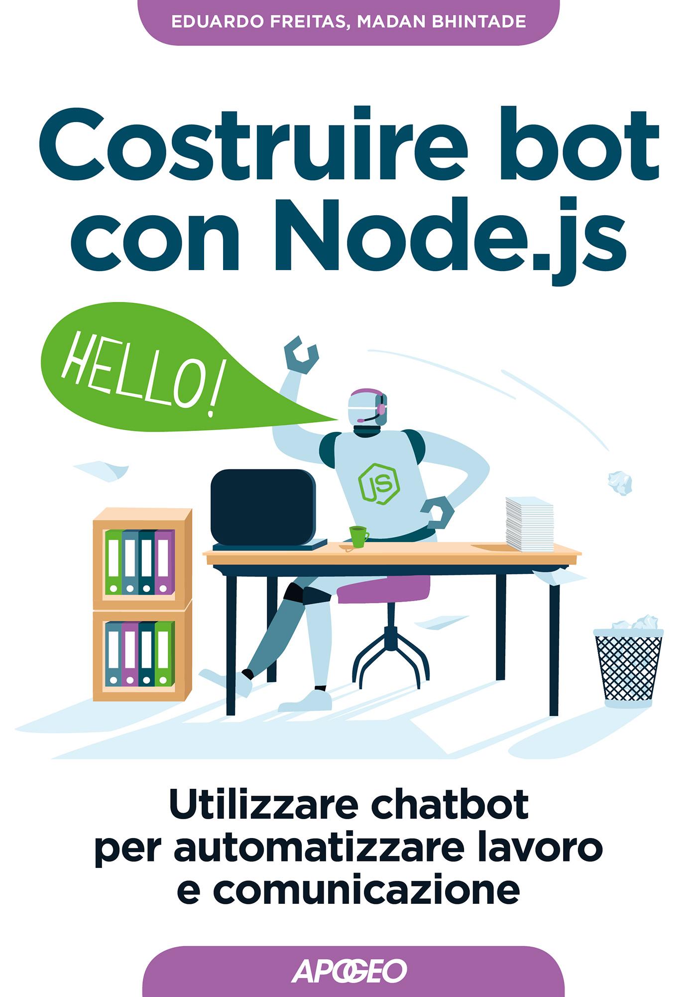 Costruire bot con Node.js
