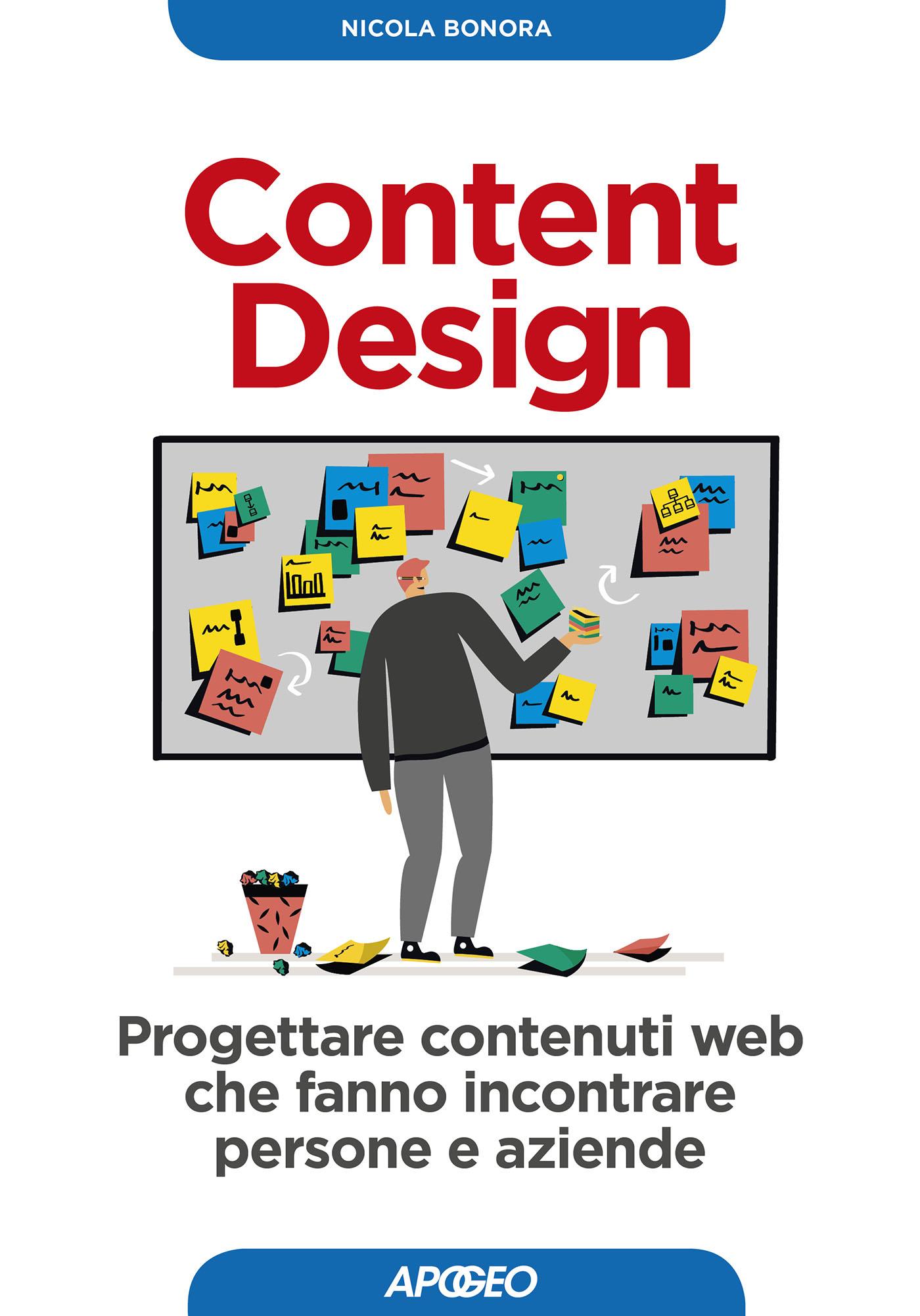 Content Design, di Nicola Bonora