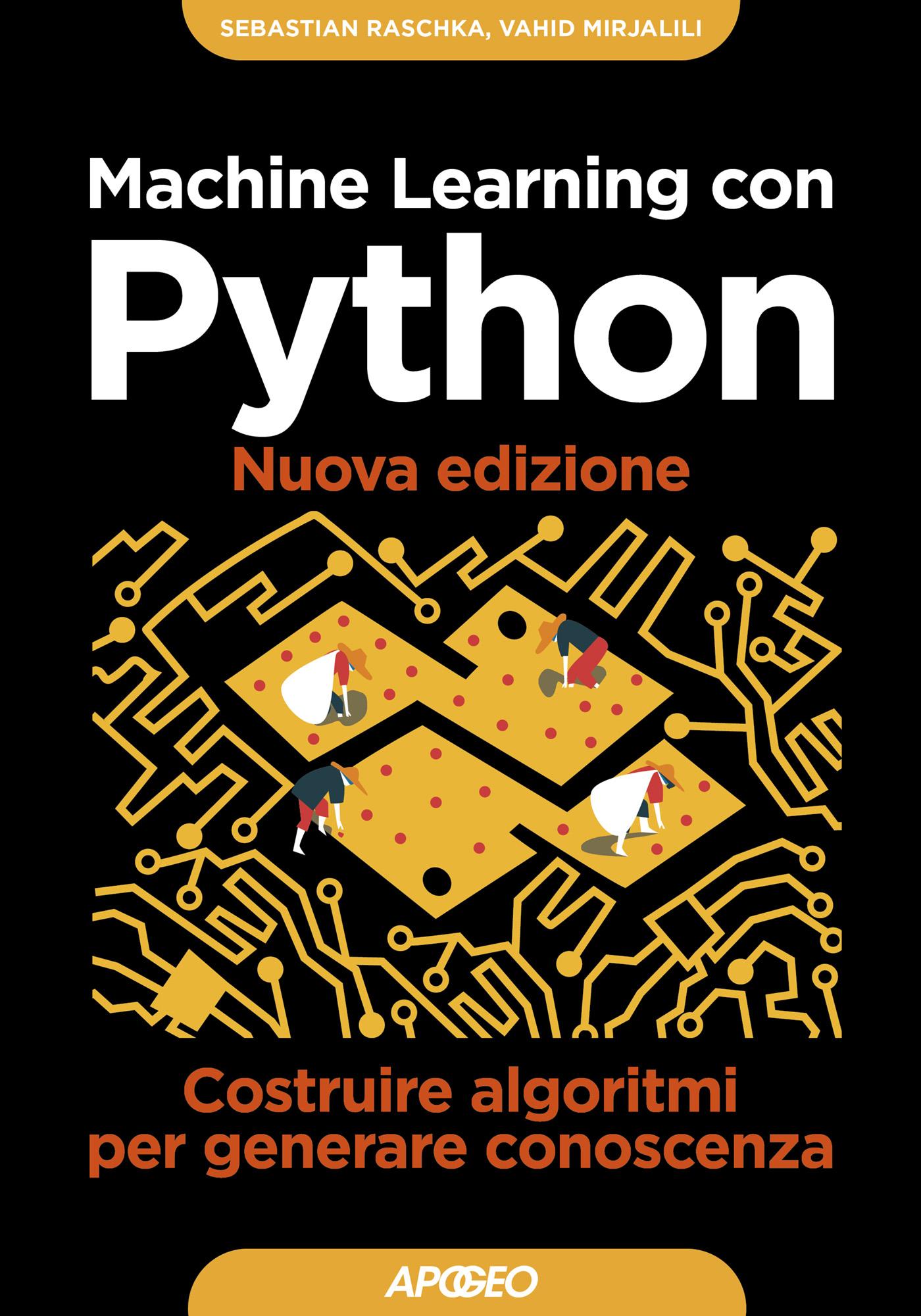Machine Learning con Python – Nuova edizione