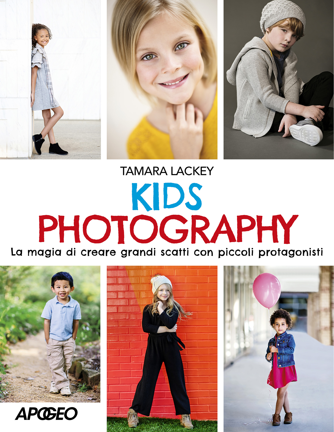 Kids Photography copertina