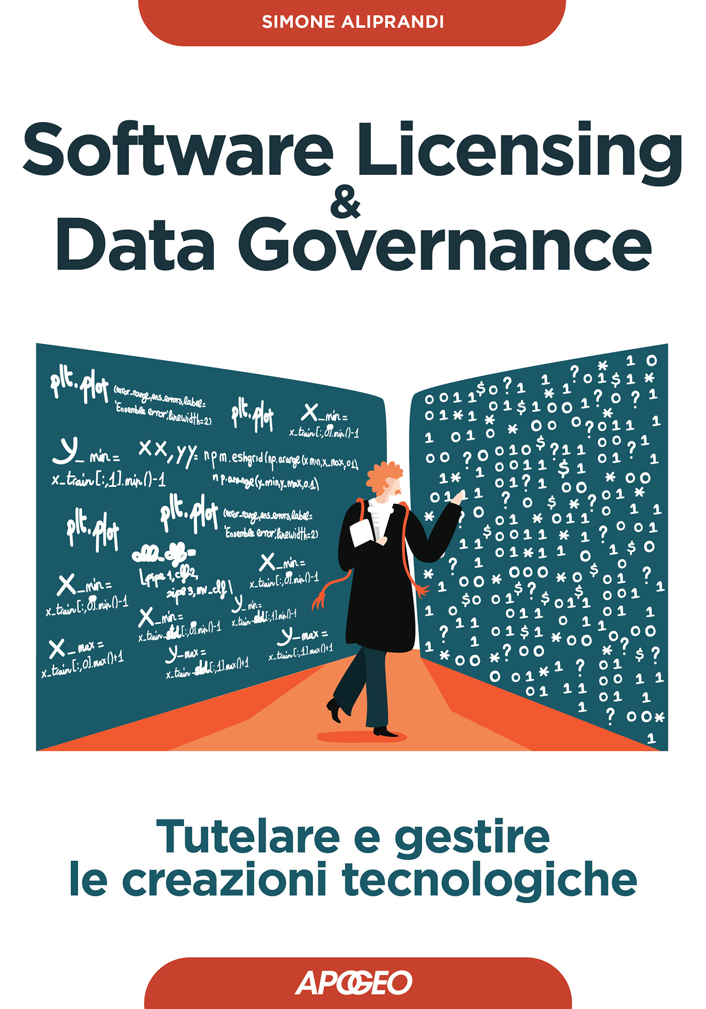 Software Licensing & Data Governance – copertina