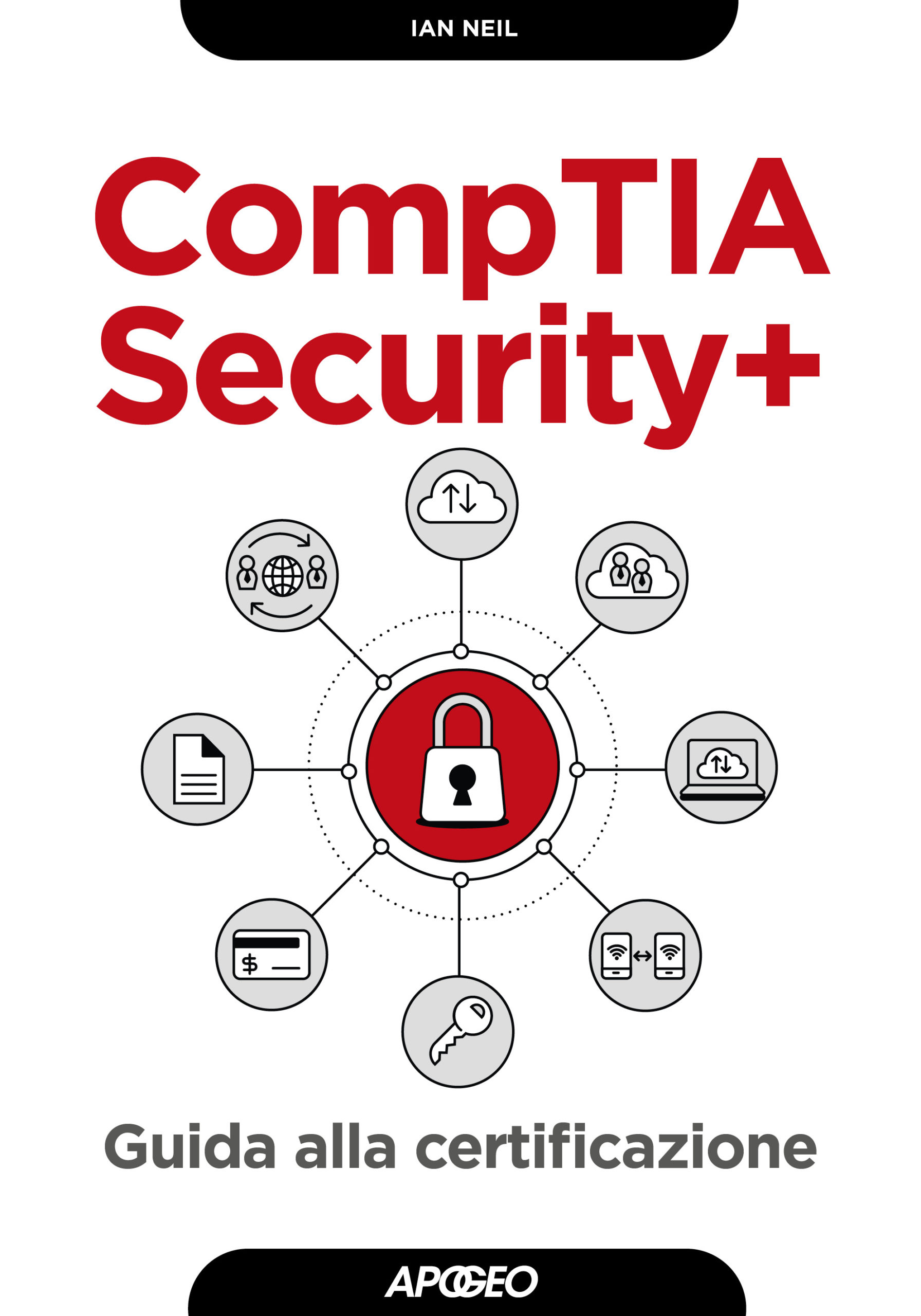CompTIA Security+ – copertina