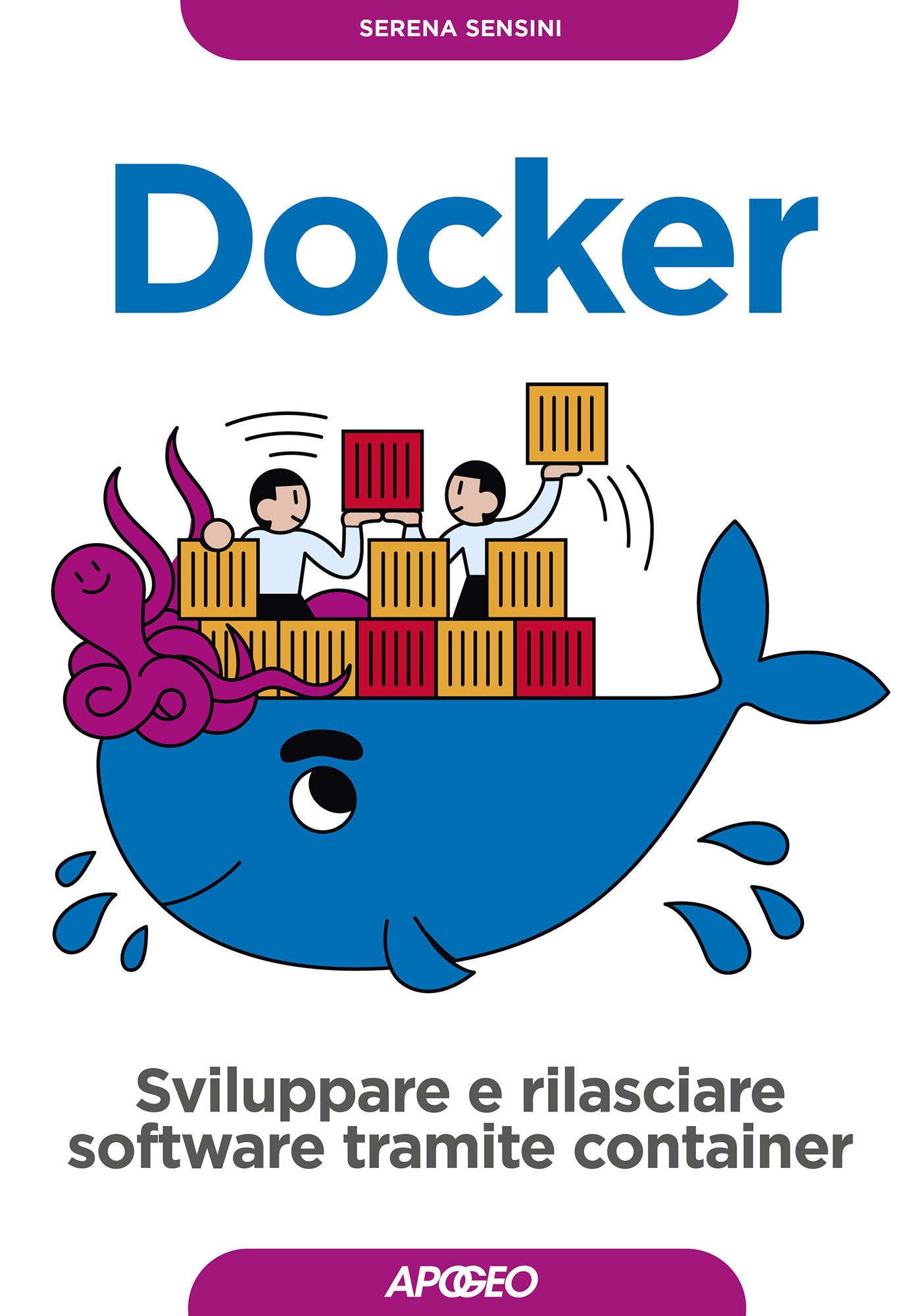 Docker – copertina