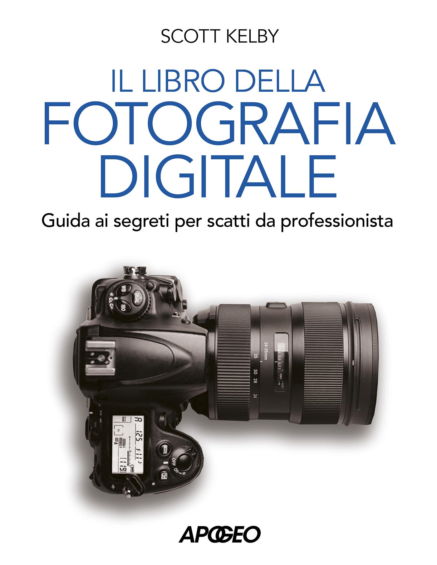 Il libro della fotografia digitale – copertina
