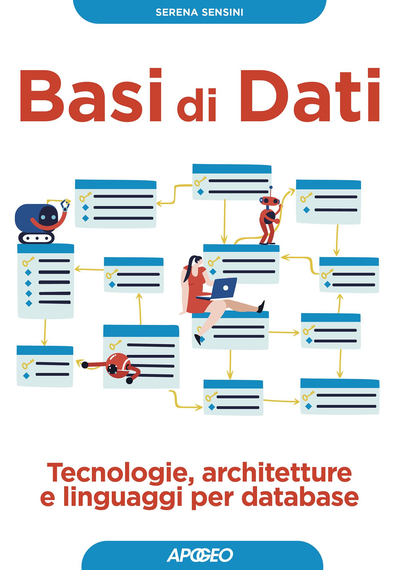 Basi di dati – copertina