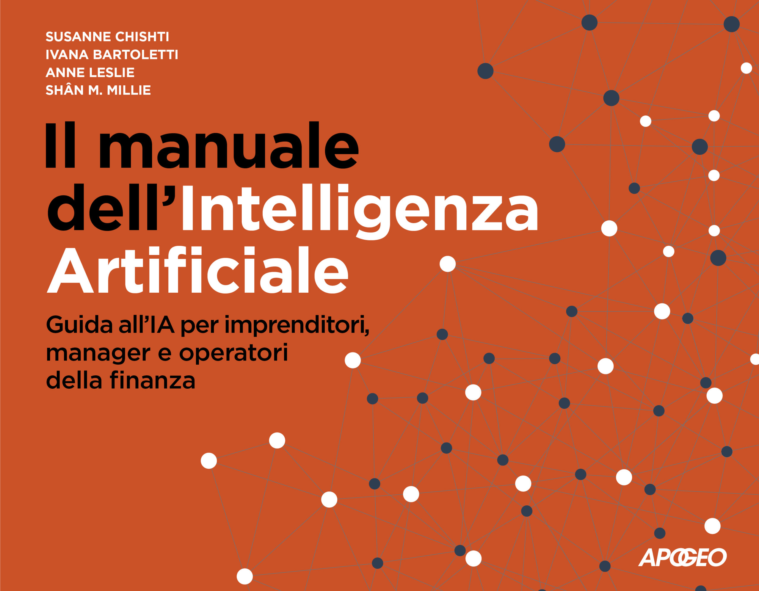 Il manuale dell'Intelligenza Artificiale – copertina