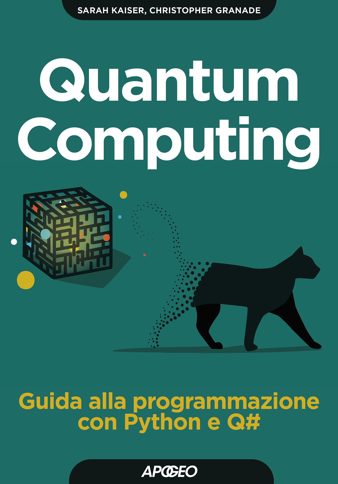 Quantum Computing – copertina