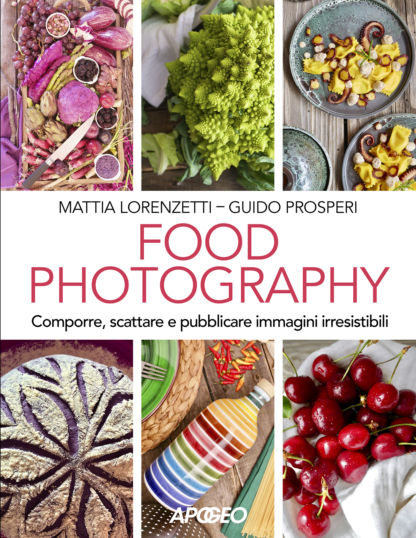 Food Photography – copertina