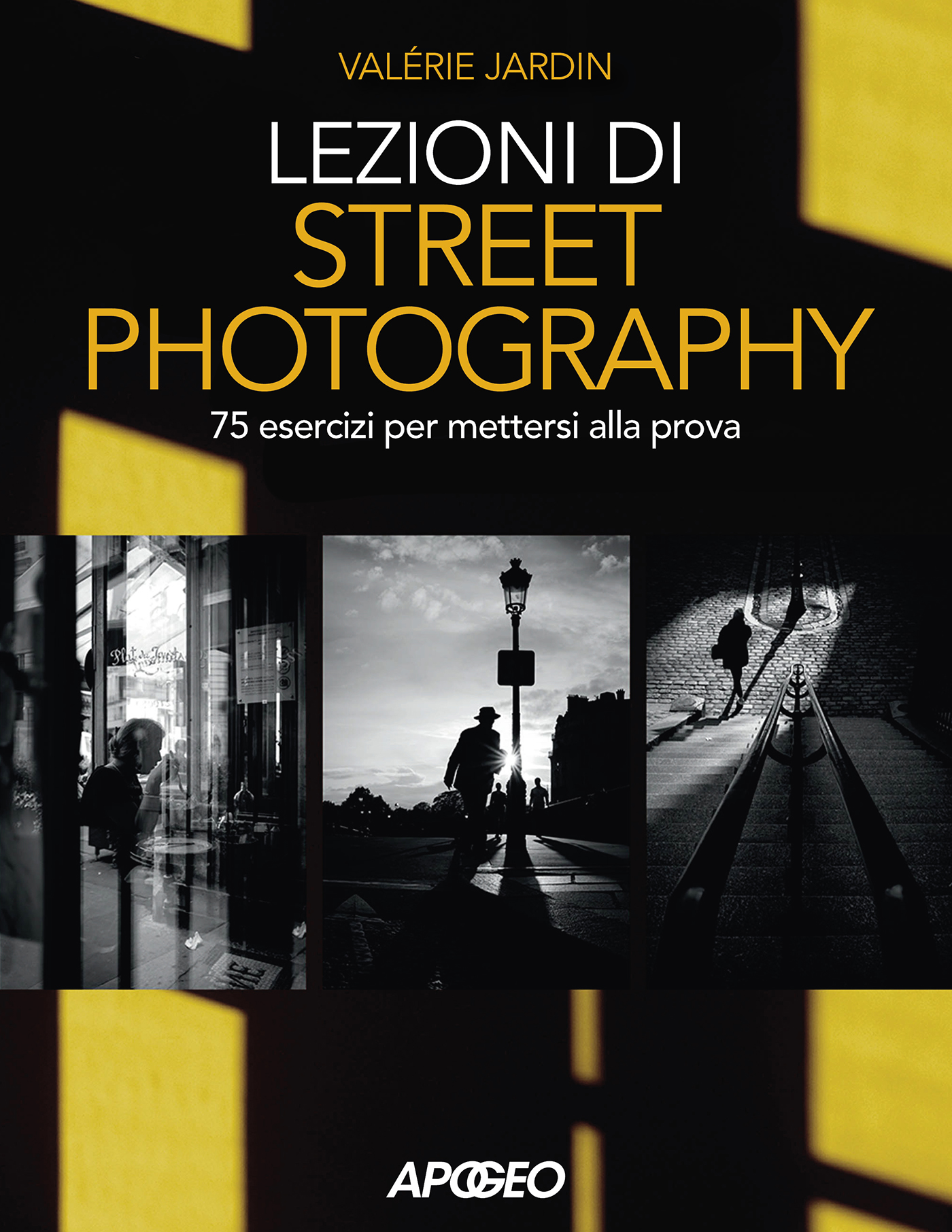 Lezioni di Street Photography – copertina