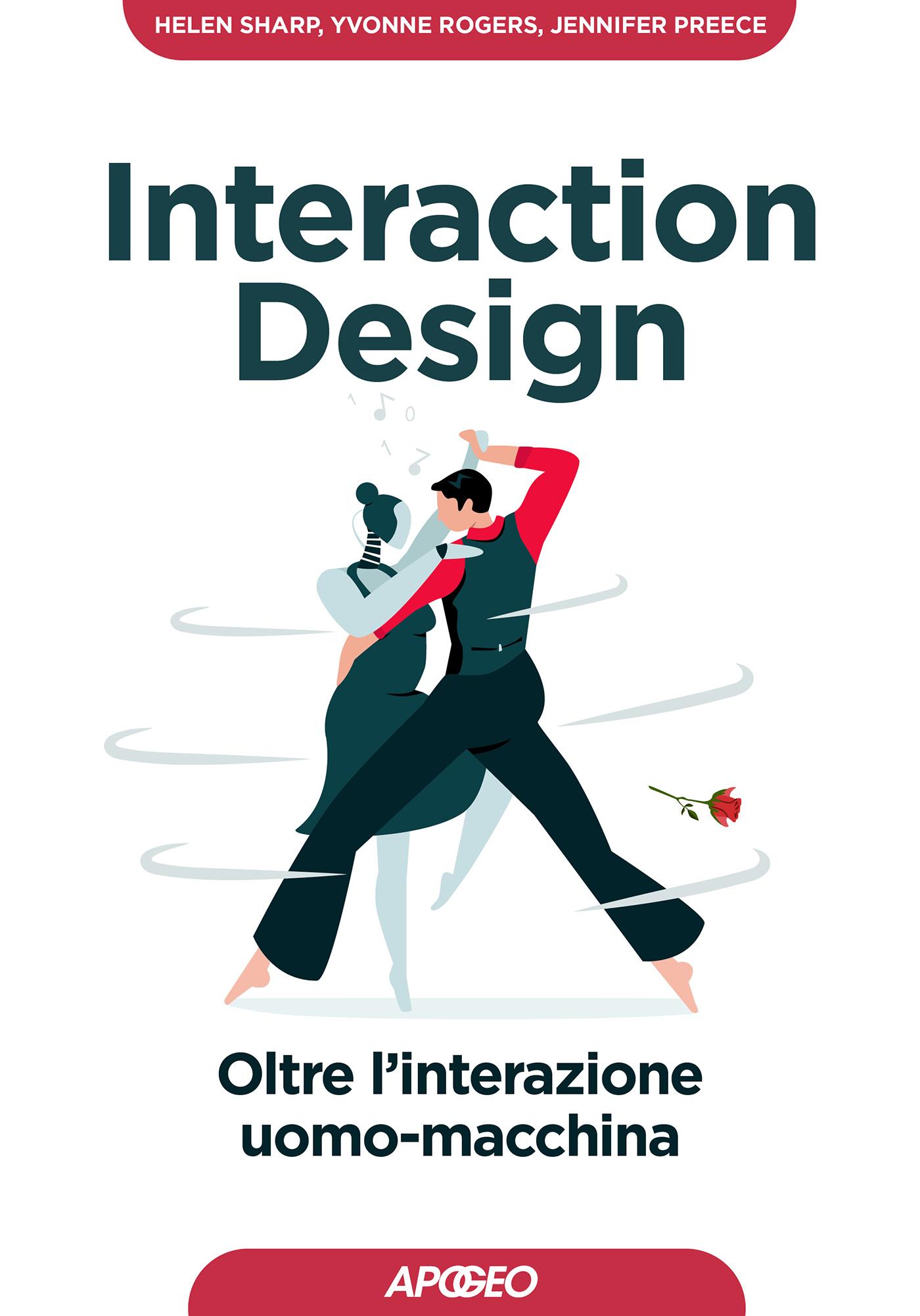 Interaction Design – copertina