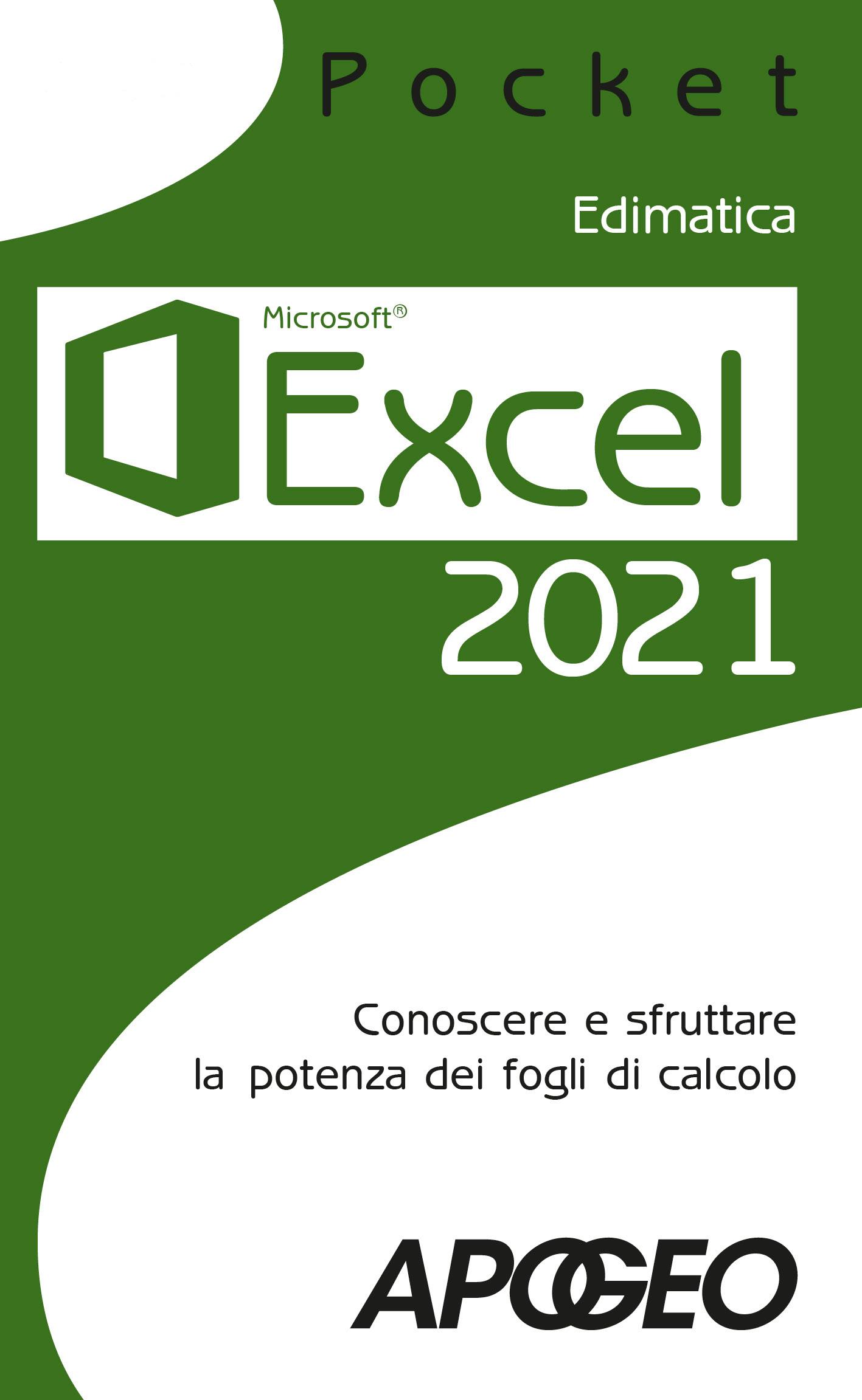 Excel 2021 copertina