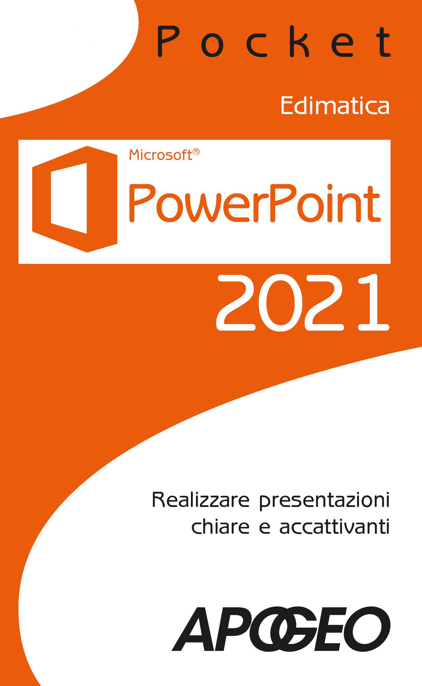 PowerPoint 2021 copertina