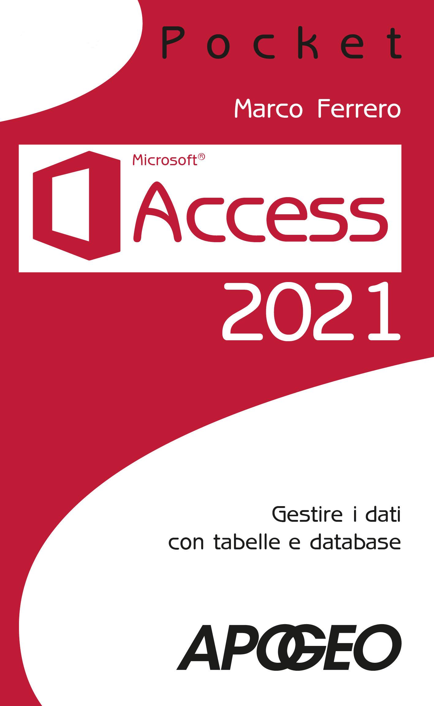 Access 2021 copertina