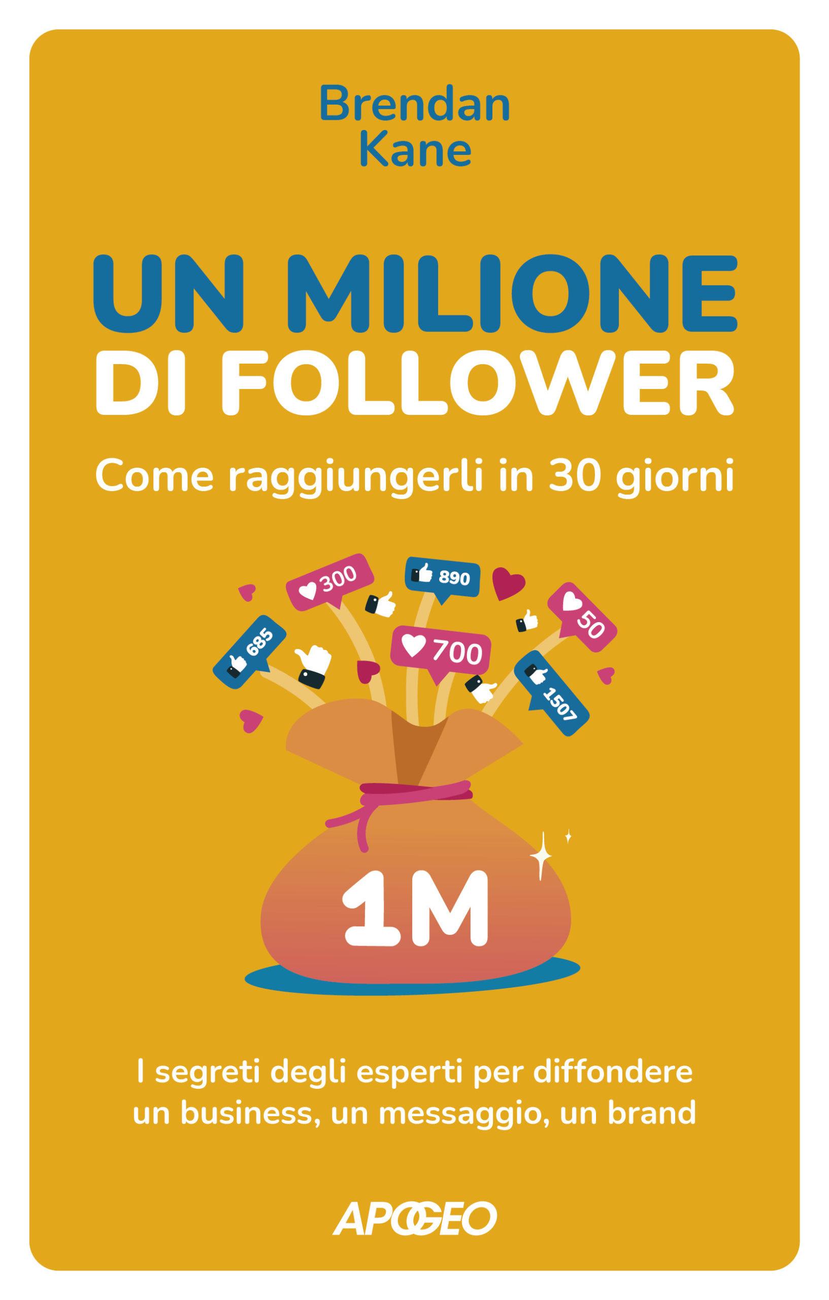 Un milione di follower – cover
