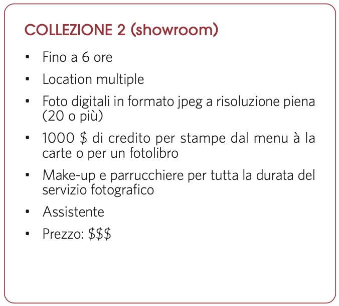Collezione 2 (showroom)