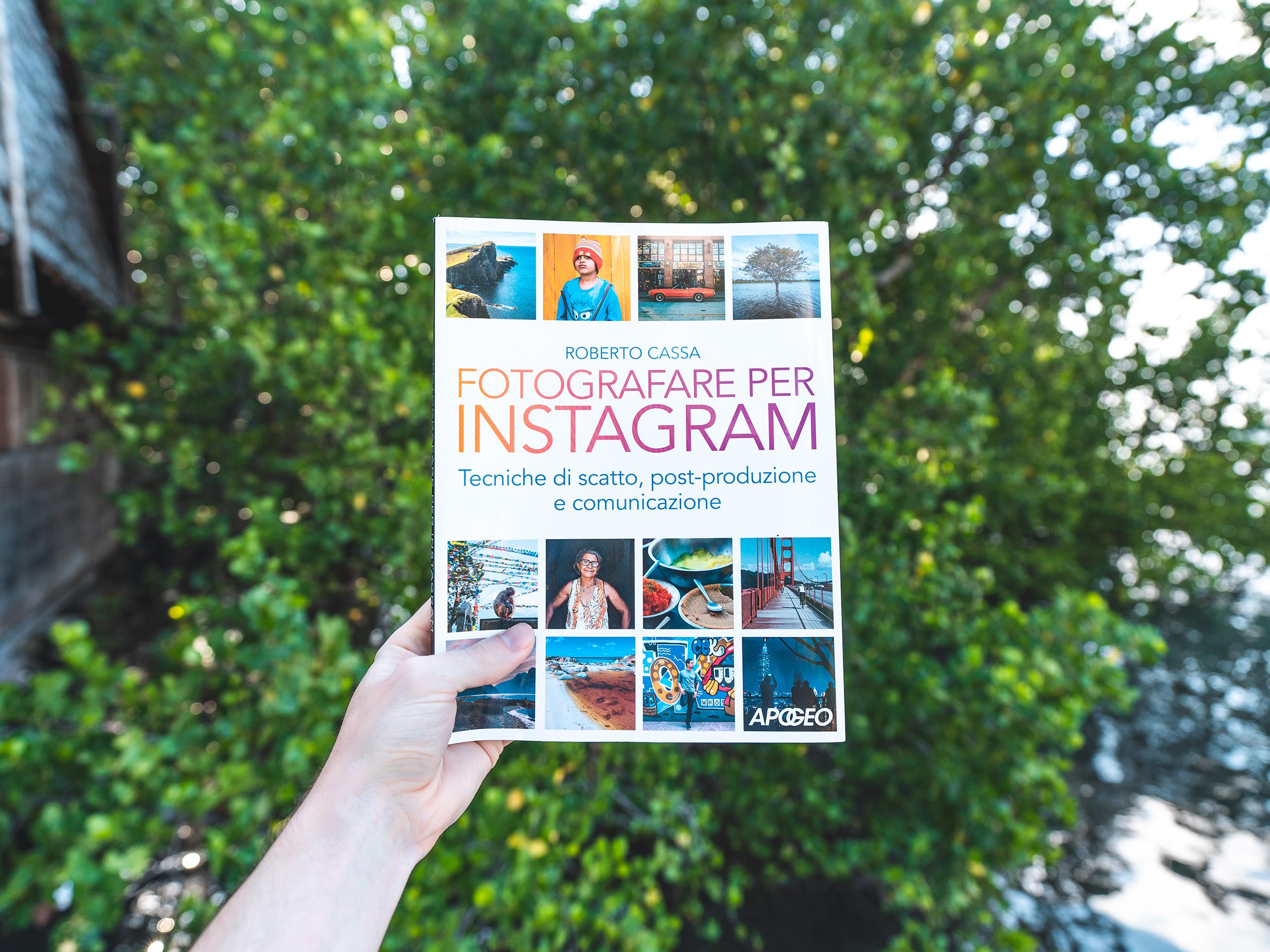 Fotografare per Instagram, il libro arriva a Papua
