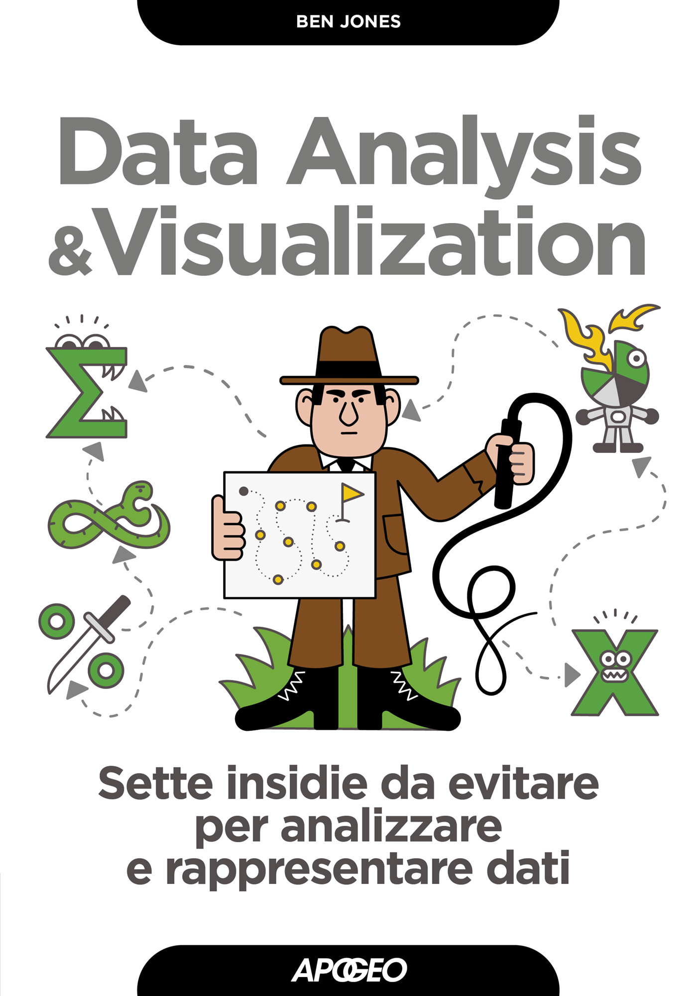 Data Analysis & Visualization, di Ben Jones