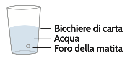 Come preparare il bicchiere