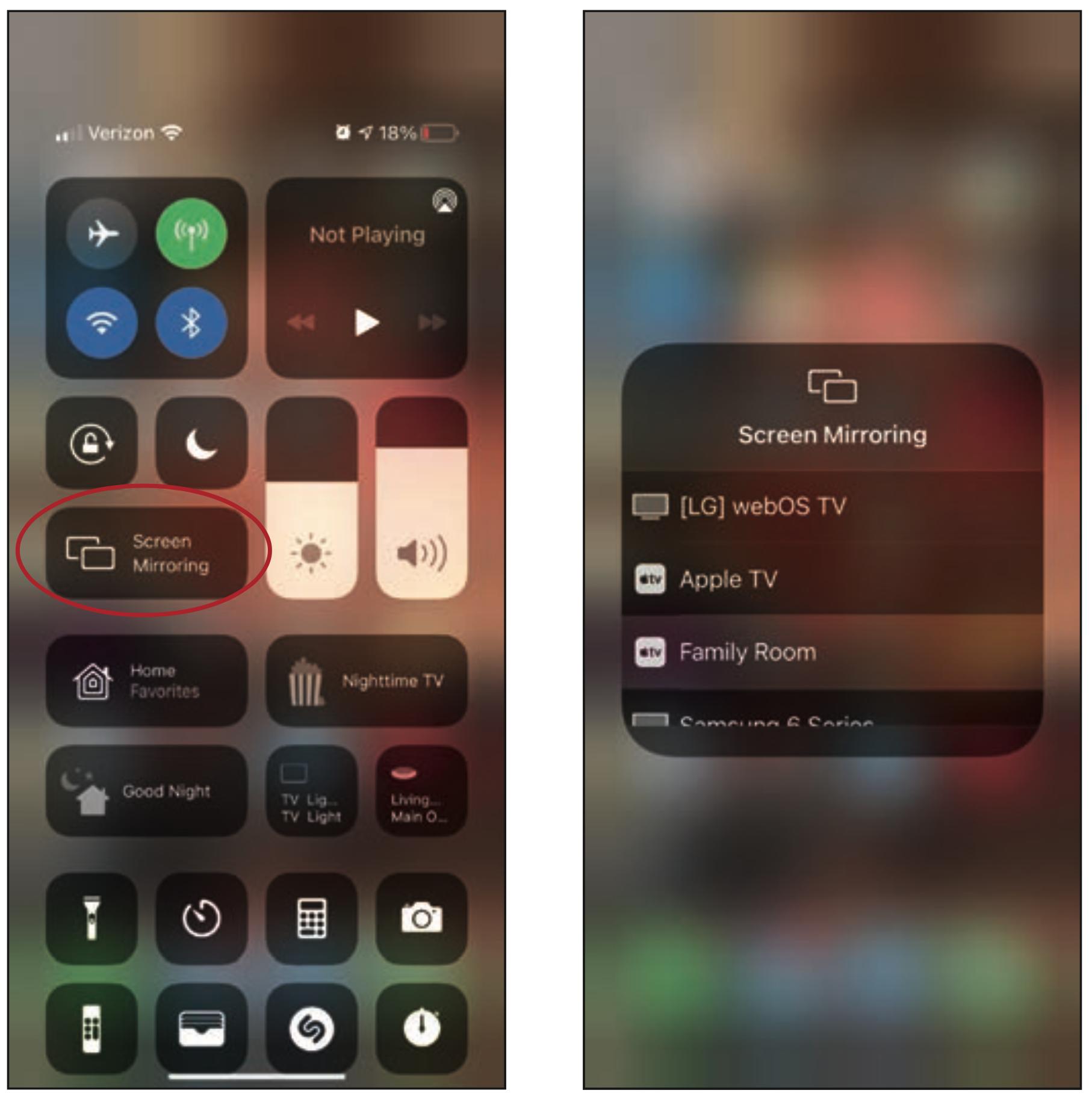 Fotografare con iPhone: come guardare le foto sulla tua TV