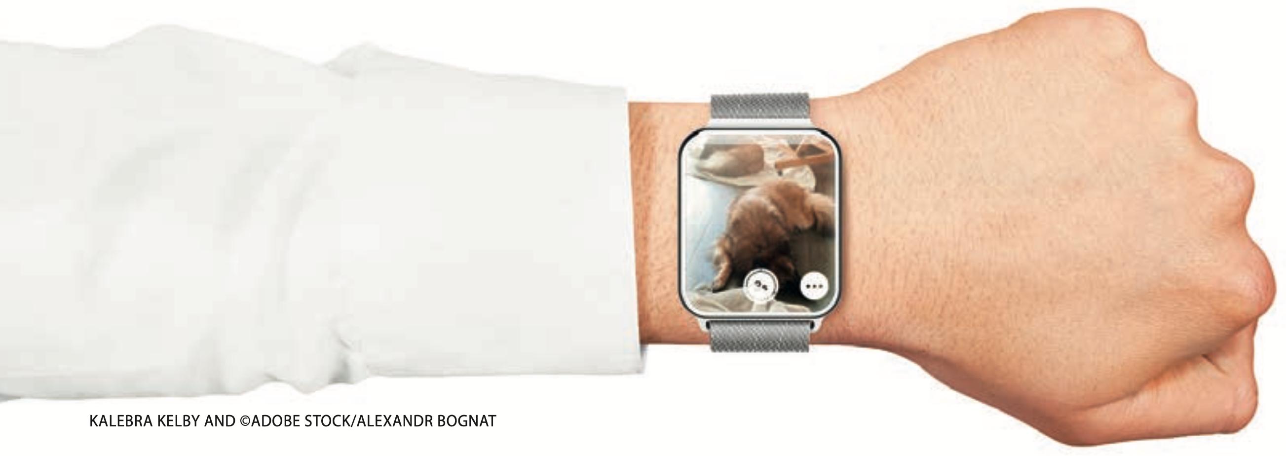 Fotografare con iPhone - come scattare foto a distanza con Apple Watch