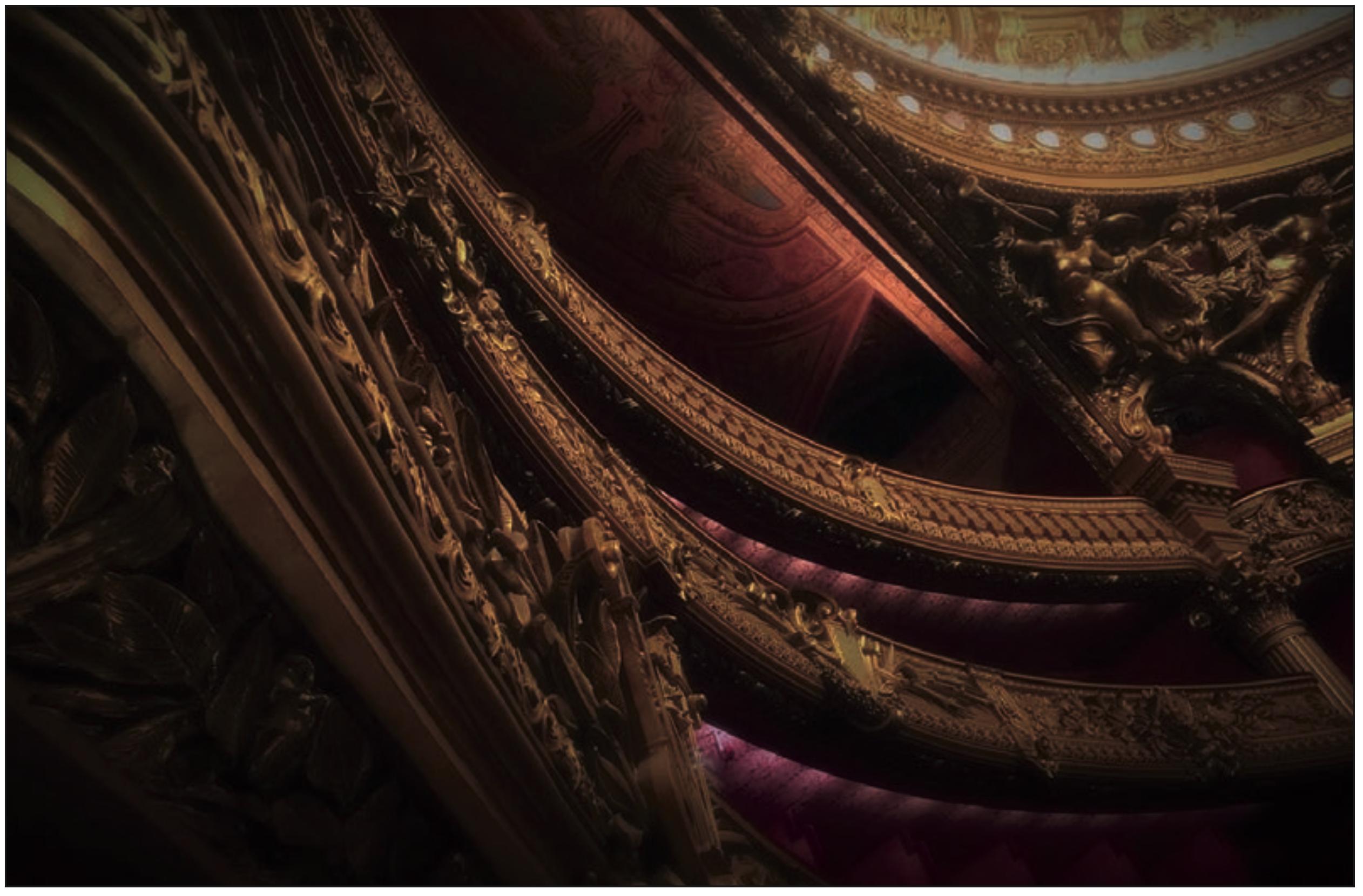Fotografare con iPhone - lavoriamo con intensità sulla scena - se troviamo la giusta composizione viene una foto eccezionale