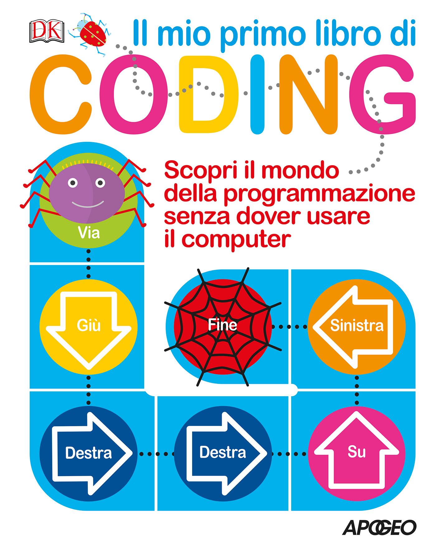 Il mio primo libro di coding, di Kiki Prottsman