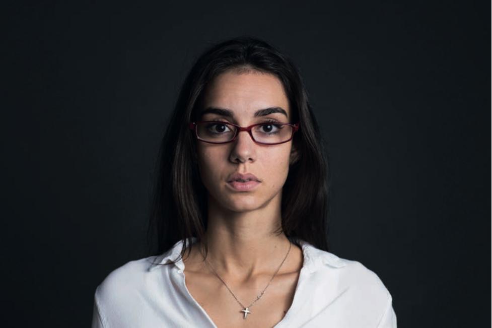 La legge di riflessione e il riflesso sugli occhiali: problema risolto