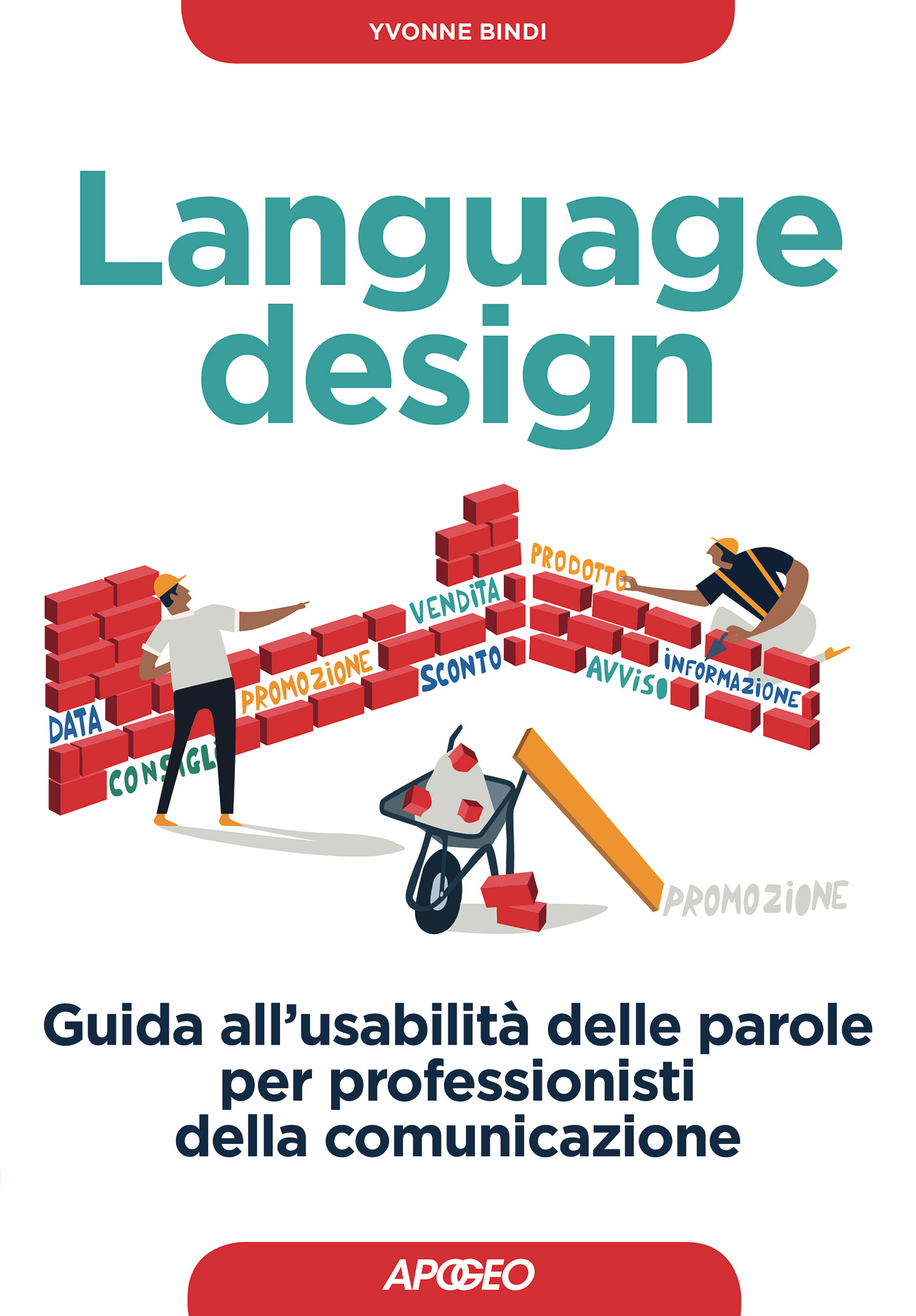 Language design, di Yvonne Bindi