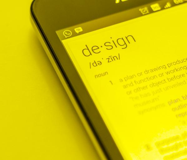 Piccolo vocabolario di Design