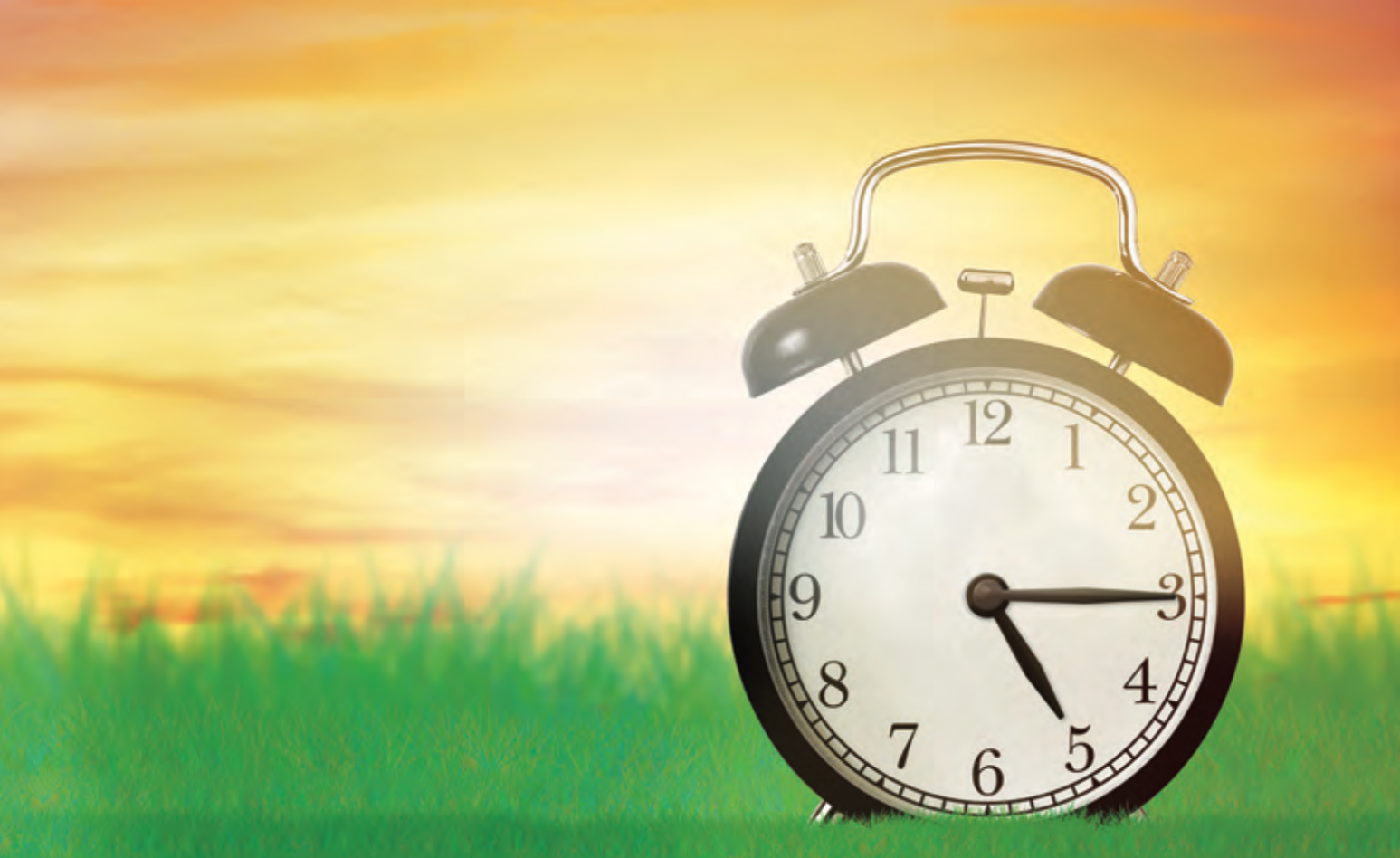 A che ora alzarsi per fotografare all'alba