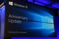 Buon anniversario Windows 10
