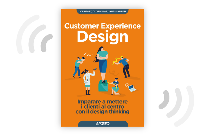 customer-experience-design-libro-apogeo