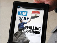 The Daily, il giornale di Murdoch sulla tavoletta
