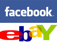 eBay e Facebook, prove di social commerce