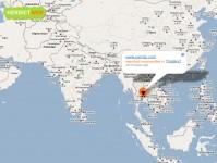 Herdict, la mappa mondiale della censura